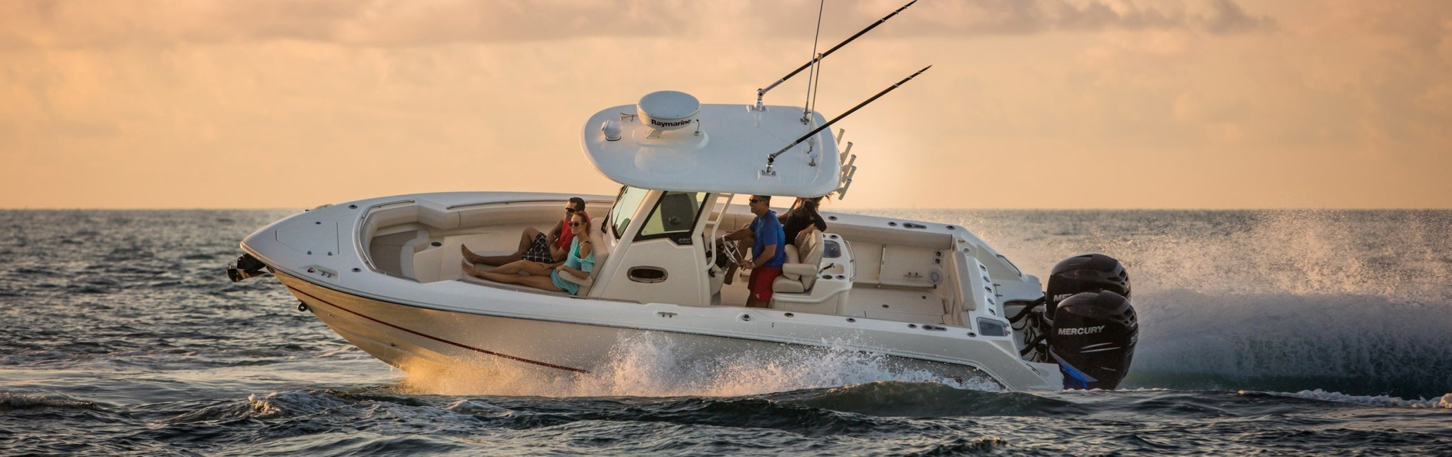 280 Outrage Boat Model | Boston Whaler