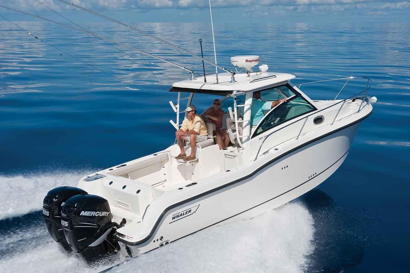 285 Conquest Boat Model | Boston Whaler