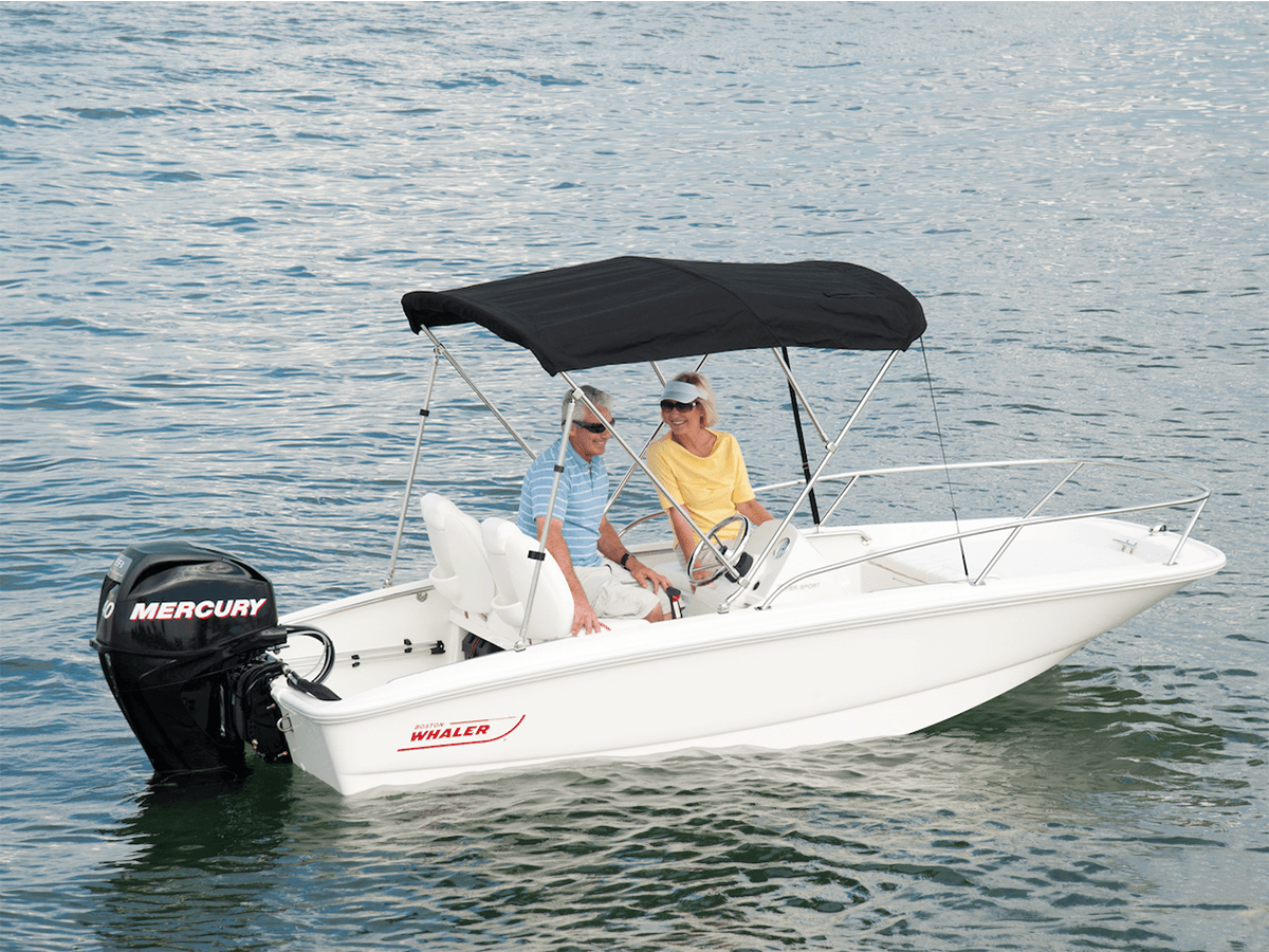 60 Years of Quality Canvas - Boston Whaler
