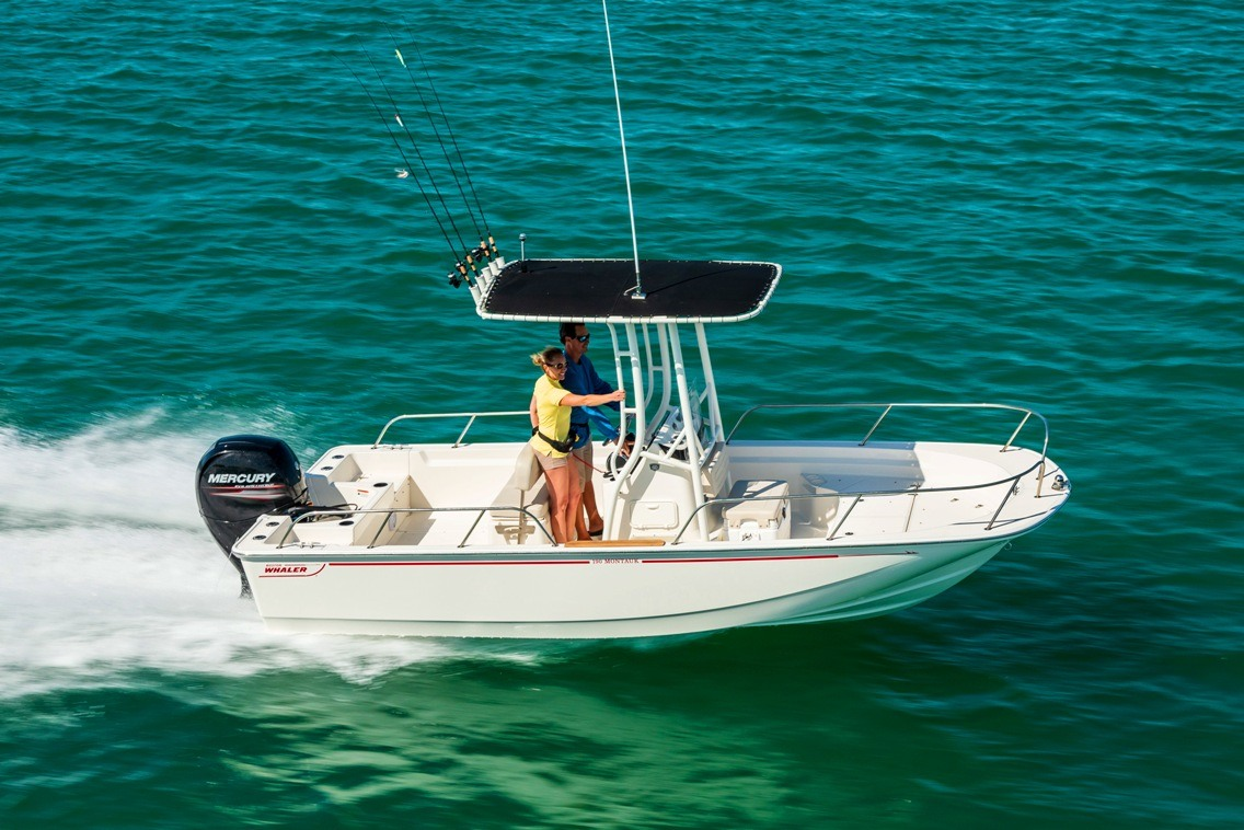 190 Montauk | Boston Whaler | Versatile Center Console