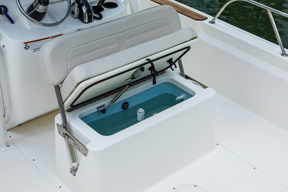 "LOW PROFILE SIDE//CENTER CONSOLE WINDSHIELD 20/"" CLEAR"