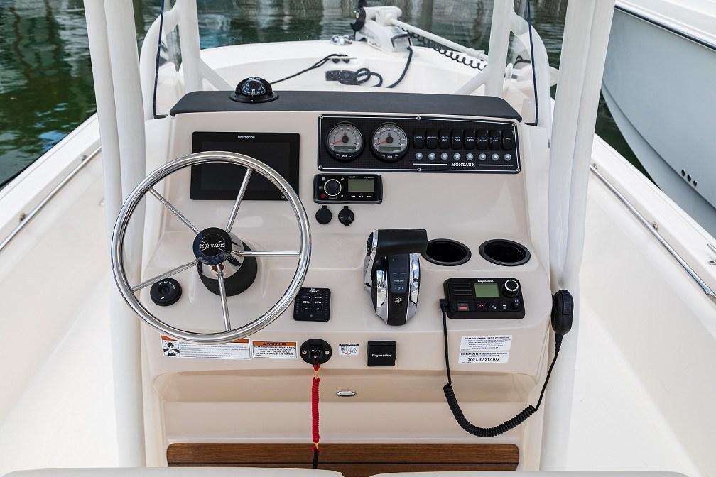 210 Montauk   Boston Whaler   Customizable Center Console