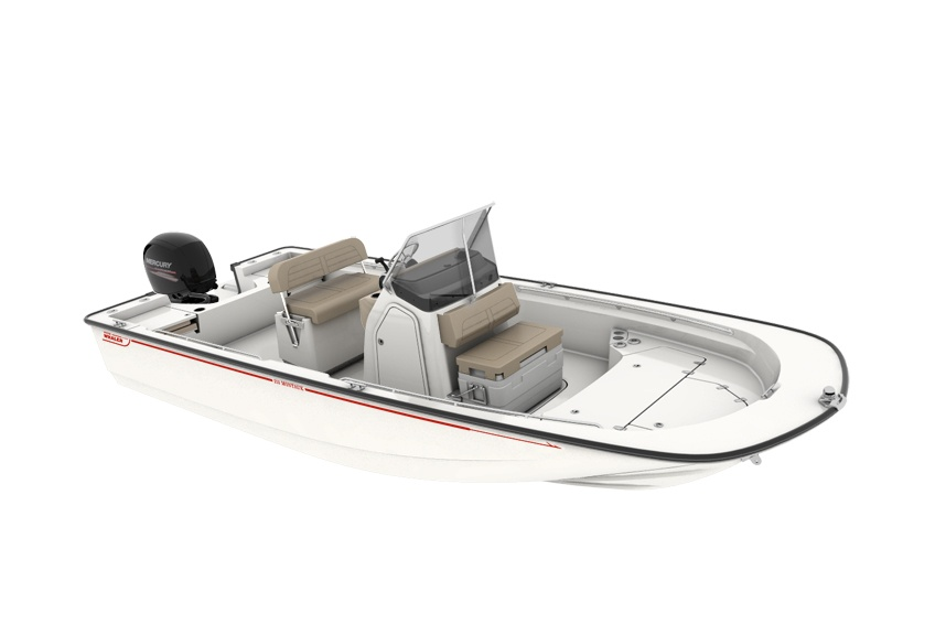 210 Montauk | Boston Whaler | Customizable Center Console