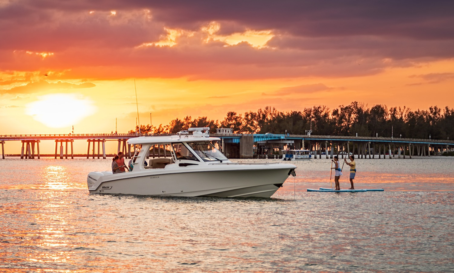 To the Horizon and Back - Boston Whaler