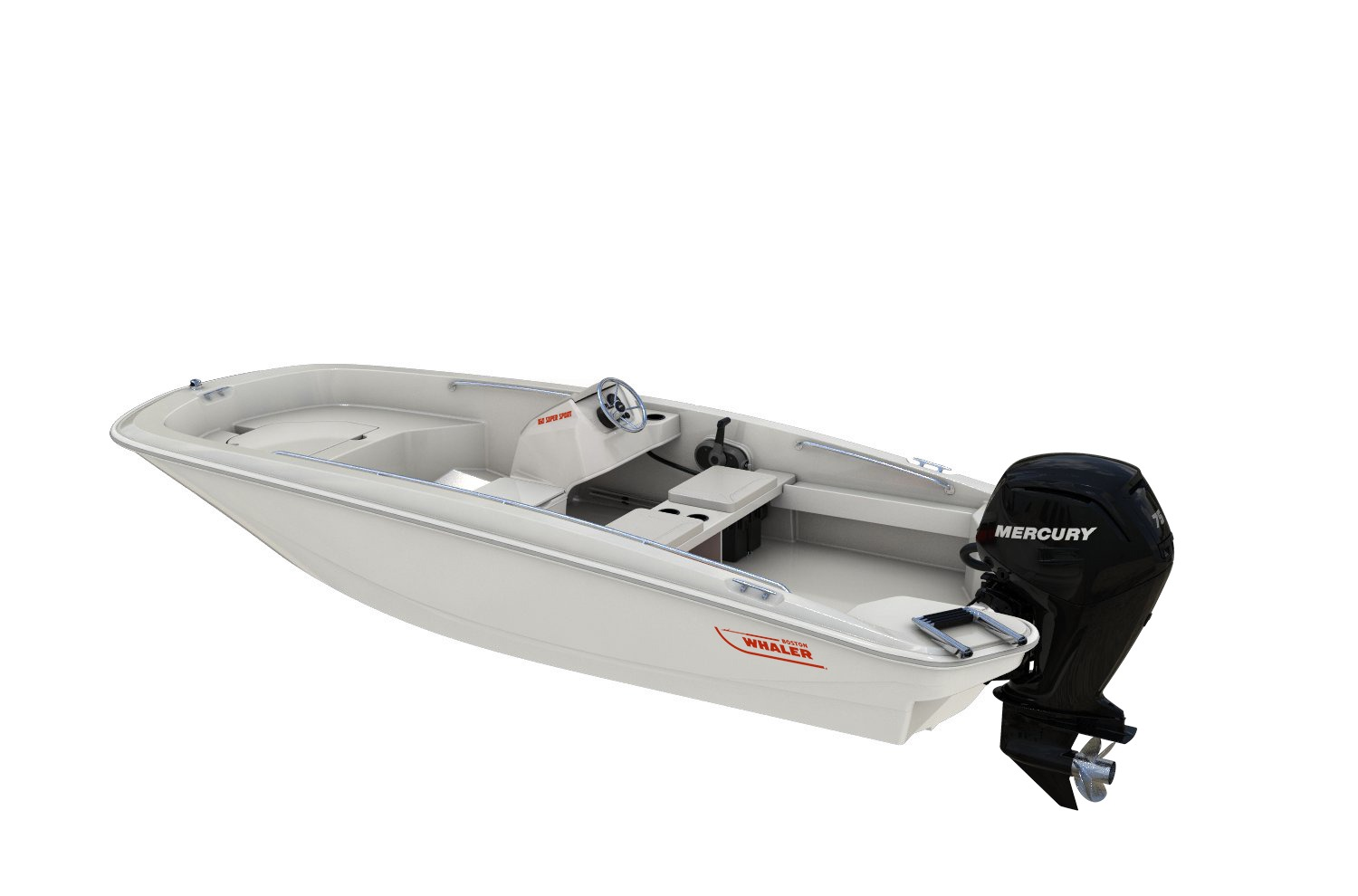 160 Super Sport NEW Model | Boston Whaler