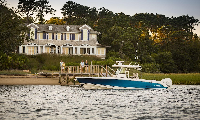 Introducing DockSense™ - Boston Whaler