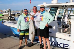 Owner-submitted picture of their best fishing catch at a Whaler tournament